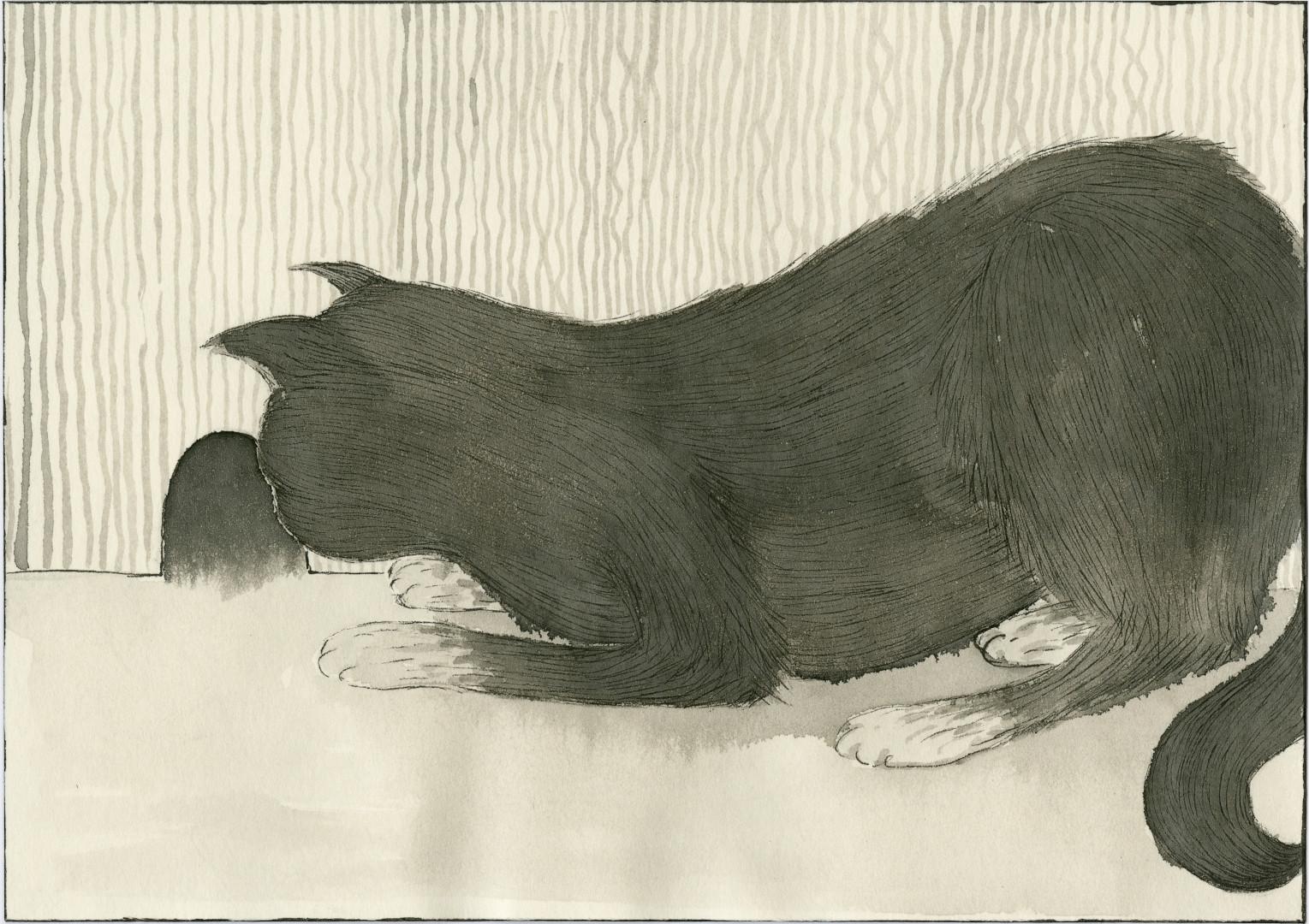 """""""Die polyglotte Katze"""" von Heinz Erhard"""